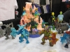 Paul Kaiju, Monstrehero and Uh Oh Toys