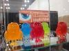 Resin Superdeformed Sketchbots by Pretty in Plastic and Steve Talkowski