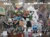 Custom toys at Spankystokes booth