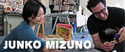 Junko Mizuno Studio Visit