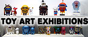 Toy Art Shows