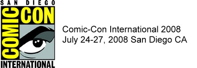 Comic-Con Exclusives