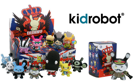 blind box toys at Kidrobot