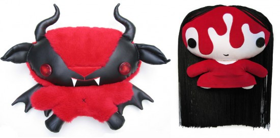 Bloody Mary and Jersey Devil by Cuddly Rigor Mortis