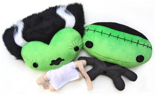 Cuddly Rigor Mortis: Frankies!
