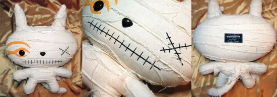 custoMONDAY Cuddly Rigor Mortis!