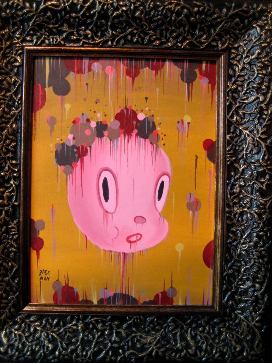 Gary Baseman for Last Gasp 40th Anniversary Lowbrow Art Show