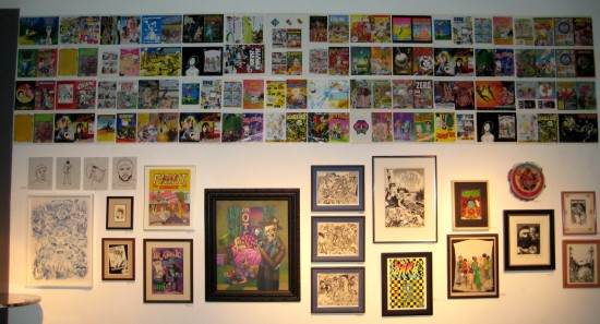 Last Gasp 40th Anniversary Lowbrow Art Show