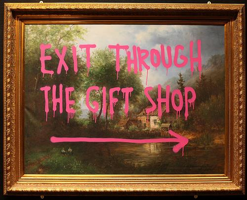 Exit Through the Gift Shop Review