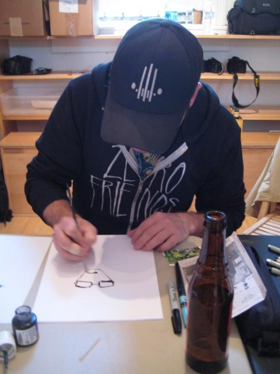 Dave Correia sketch 4 sketch