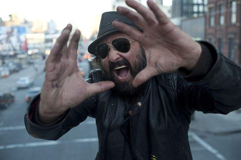 Mr. Brainwash in New York