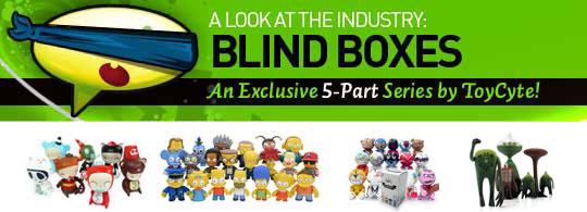 Blindsided: An investigation of blind box toys
