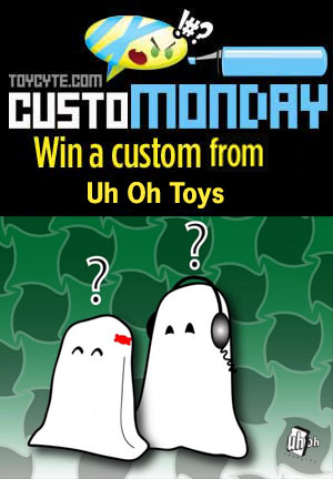 customonday-uhoh toys