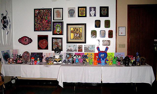 Multiversal Group Art Show