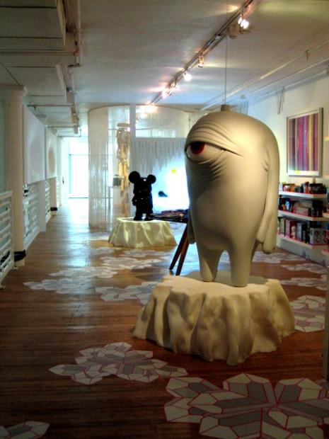 Neon Monster's Cave of Wonders at Design Miami/Art Basel