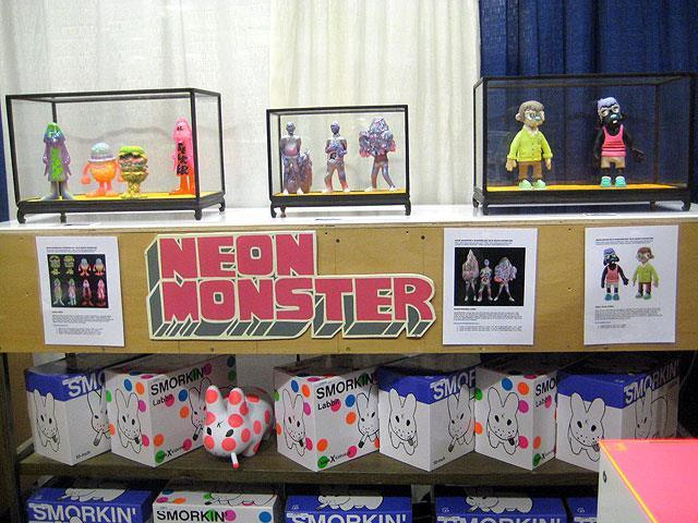 Wondercon Resin Toys Showcase 2010