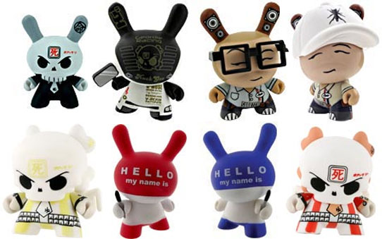 Huck Gee blind box toys