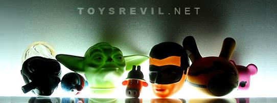 ToysRevil on blind box toys
