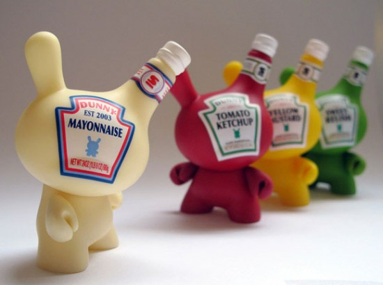 Condiments Dunnys by Sket One