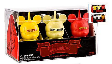 Condiments by Vinylmation
