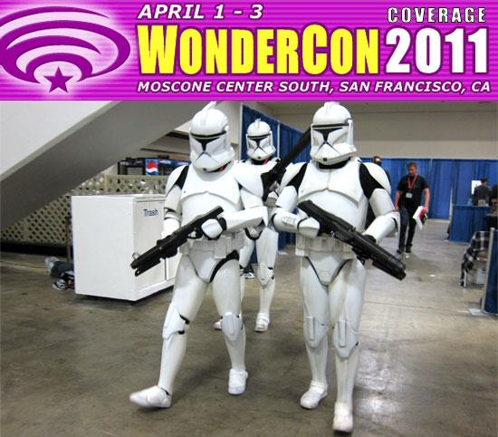 Wondercon 2011 Coverage