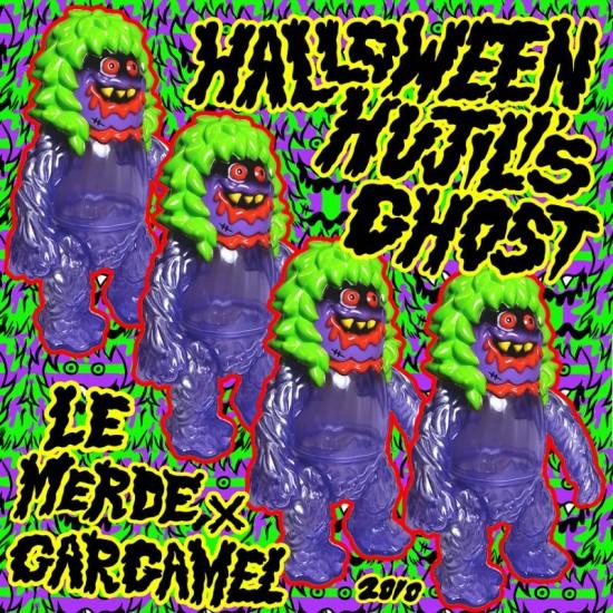 Le Merde's Halloween Hujili's Ghost