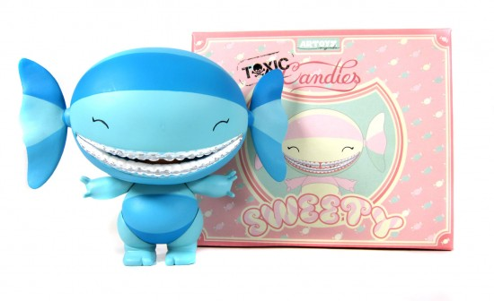Toxic Candies art toys