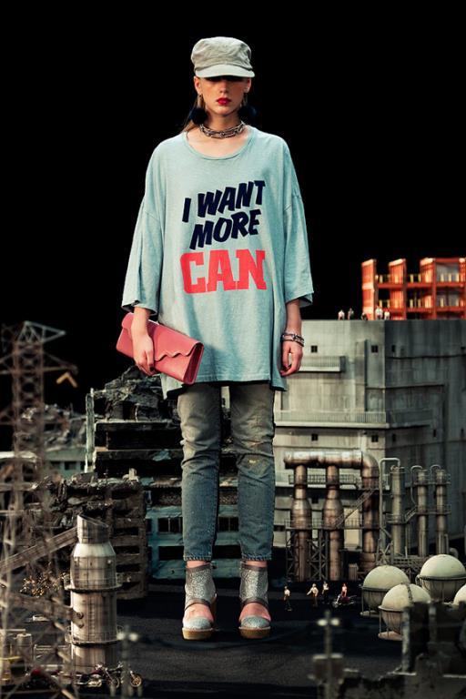 Kaiju Catwalk From Jun Takahashi