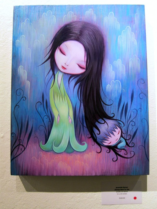 Always Next to You by Jeremiah Ketner