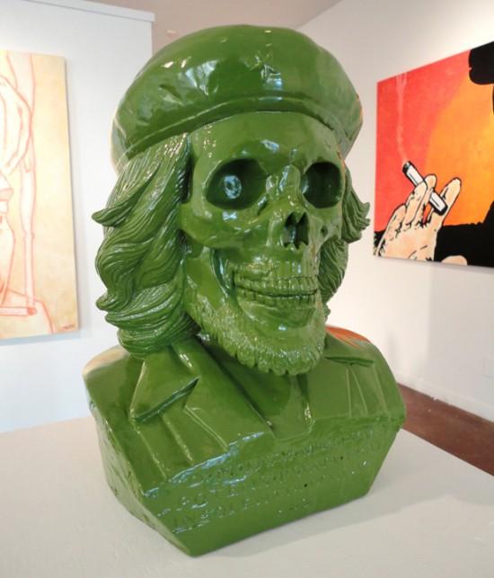 Frank Kozik toys and art