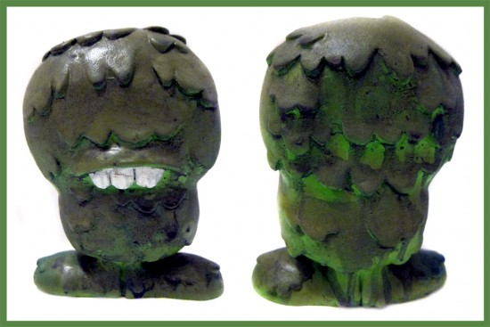 Globulon Swamp Colorway by Abe Lincoln Jr.