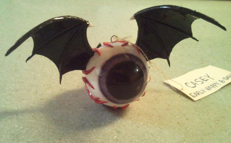 Eyeball by Mike McCormick