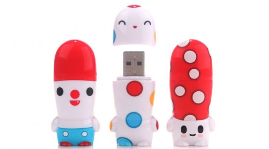 Friends With You x Mimoco Blind Box USB Drives