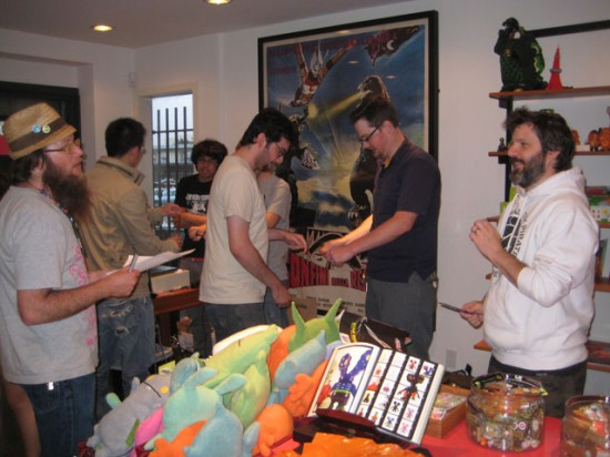 Super7 pencil fight, collecting toys