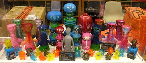 Super7 toys at SDCC 2007