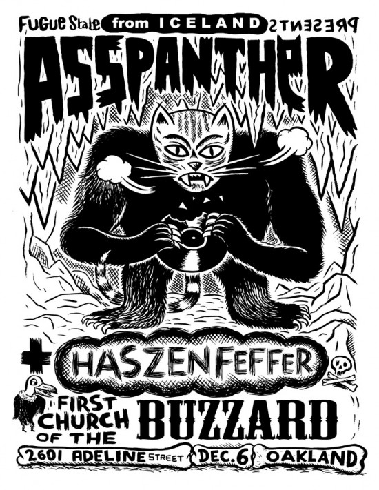 Asspanther poster by MATS!?!