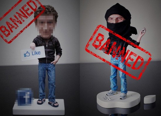 Banned Action Figures