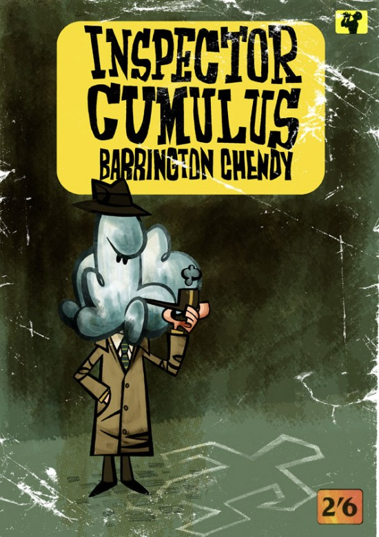 Inspector Cumulus Toy by Jonathan Edwards