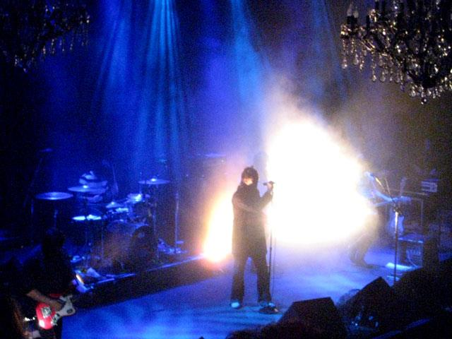 Echo and the Bunnymen at the Fillmore
