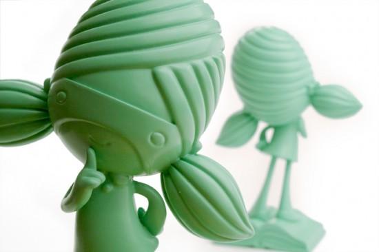 Green Sozi Resin by Rilla Alexander