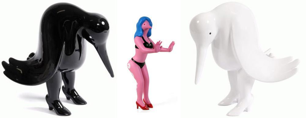 Art Toys by Parra