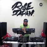 DJ Ray at Rise Japan