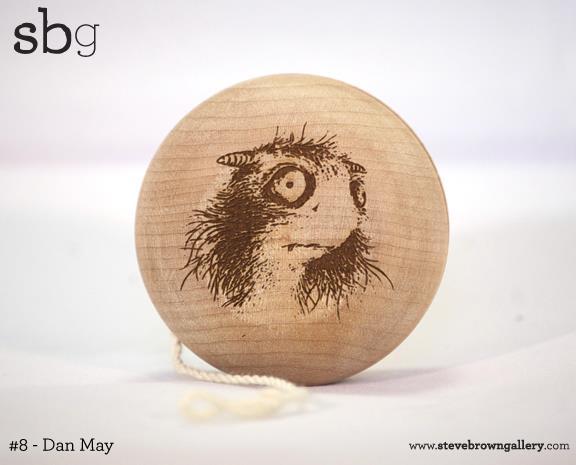 Dan May Yo-Yo by Dan May and Steve Brown Gallery