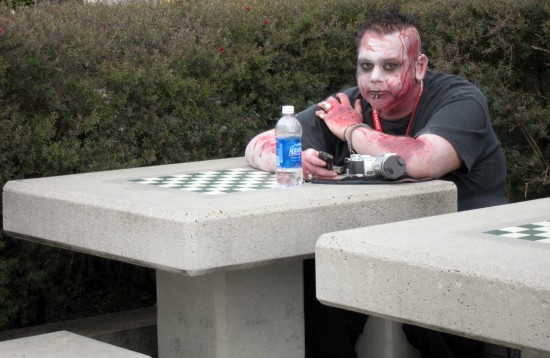 Hydrated Zombie at Wondercon: San Francisco Wondercon 2011 Pictures and Recap