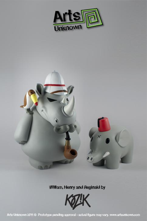 Frank Kozik for Arts Unknown