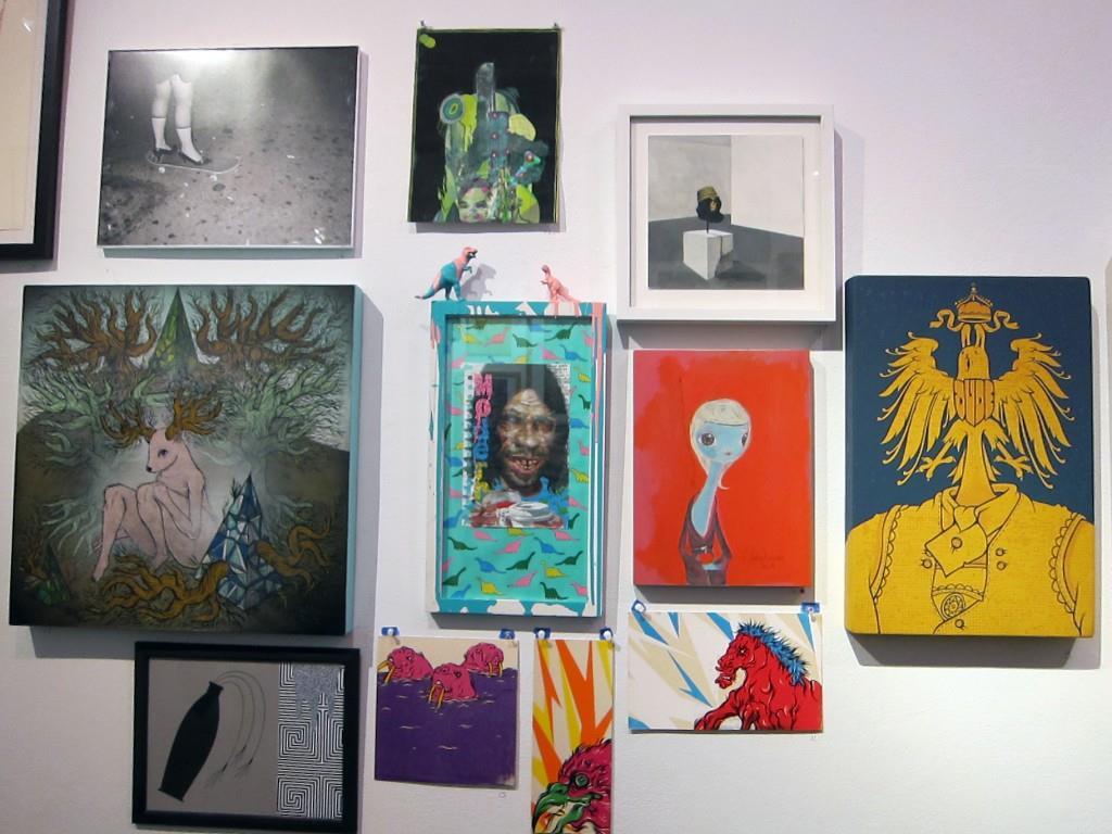 Rise Japan 1 at Gallery Heist