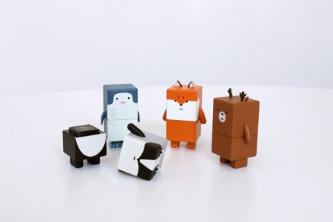 Augmented Reality Toys: Suwappu by Dentsu