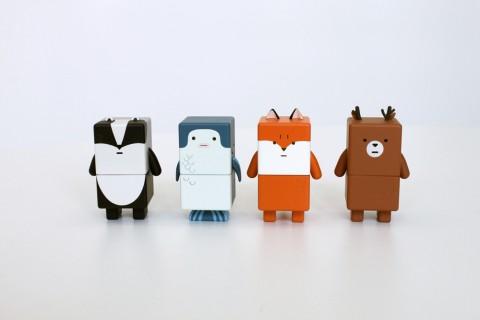 Augmented Reality Toys: Suwappu by Dentsu