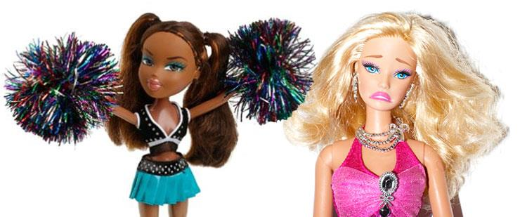 Bratz Beats Barbie