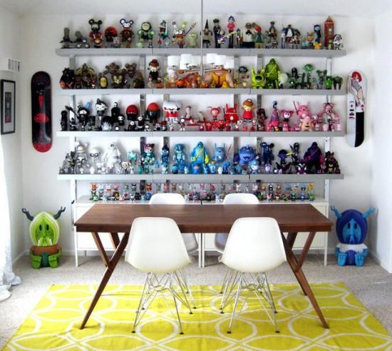 Sara and Jason's Designer Toy Dream House